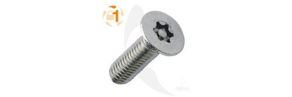 Senkkopf Pin-TX-Antrieb