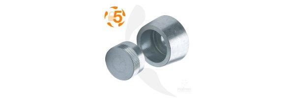 NoGo-Verschluss Typ1 für Schrauben
