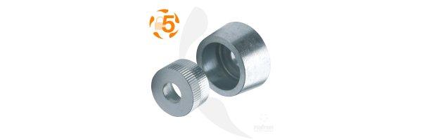NoGo-Verschluss Typ2 für Schrauben