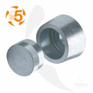 NoGo-Verschluss Typ1 für Schrauben ST M 8 // 1 Stück