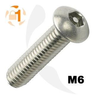 Art. 9111 A2 M 6X40 ISK-PIN 4