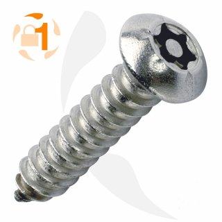 Blechschraube Resis-TX FRK A2 - 3.5 mm